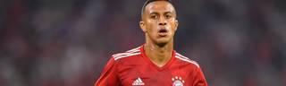 Thiago spielt seit 2013 beim FC Bayern