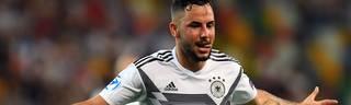 Marco Richter spielte für den FC Augsburg eine starke Rückrunde