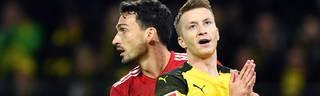 Marco Reus wird seinem ehemaligen Teamkollegen Mats Hummels nicht nach München folgen