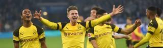 Borussia Dortmund ist Herbstmeister in der Bundesliga