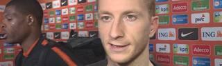 DFB: Marco Reus rechtfertigt späte Einwechslung beim Sieg über die Niederlande