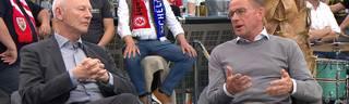 CHECK24 Doppelpass: Ralf Rangnick: Jürgen Klopp ist bester Trainer der Welt