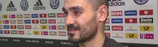 DFB-Team: Ilkay Gündogan über Kapitänsbinde und Manuel Neuer