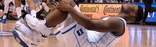 Zion Williamson verletzte sich bereits nach 36 Sekunden