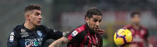 AC Milan v Empoli - Serie A Transfermarkt