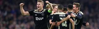 Ajax v SL Benfica - UEFA Champions League Group E