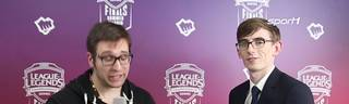 "SPORT1-Interview mit League of Legends-Shoutcaster Andrew ""Vedius"" Day"
