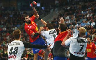 Germany v Spain - European Handball Championship 2016 Qualifier