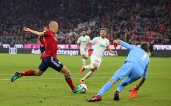 Arjen Robben Bundesliga: Die beste ausländische Torjäger