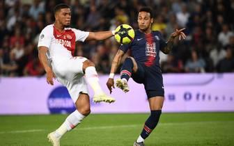 Benjamin Henrichs, AS Monaco, Neymar