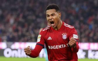 Serge Gnabry Bayern München