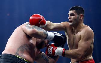 Filip Hrgovic v Sean Turner: World Boxing Super Series Fight Night