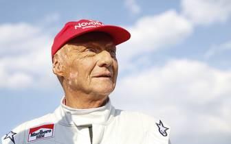 Niki Lauda ist Aufsichtsratsvorsitzender des Formel-1-Teams von Mercedes