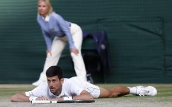 Novak Djokovic hat das längste Wimbledon-Finale aller Zeiten gewonnen