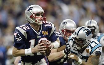 Super Bowl XXXVIII: Panthers v Patriots