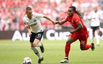 Renato Sanches (r.) könnte den FC Bayern in diesem Sommer verlassen