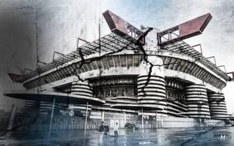 Nach fast 100 Jahren soll Schluss sein: Das San Siro wird wohl abgerissen