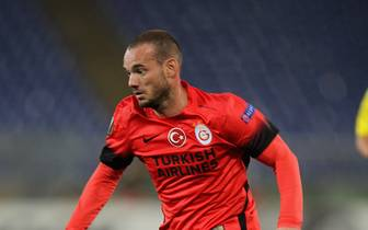 Lazio v Galatasaray - UEFA Europa League Round of 32: Second Leg