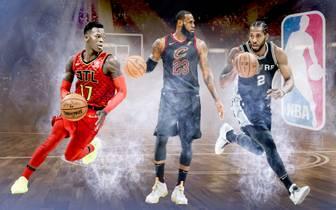Die wildeste Phase der NBA steht an: Was machen LeBron James und Co.?