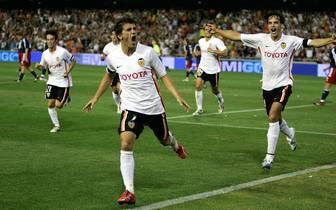 David Villa und Co siegen in Valencia deutlich
