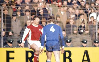 1. FC Köln - FC Schalke 04 8:0 (8. November 1969)