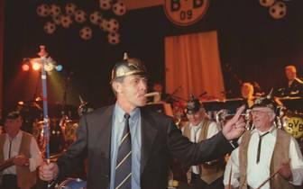 Borussia Dortmund Champions League Finale 1997 Juventus Turin Ottmar Hitzfeld