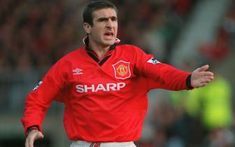 Hohe Wellen schlägt auch ein Wutanfall von Zidanes Landsmann Eric Cantona im Jahr 1995