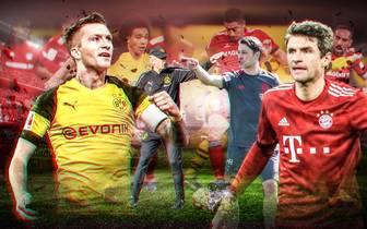 Der BVB geht mit sechs Punkten Vorsprung auf die Bayern in den Titelkampf