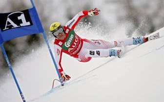 Herrmann Maier gewann insgesamt drei Weltmeistertitel und feierte zwei Olympiasieger