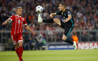 FBL-EUR-C1-BAYERN MUNICH-REAL MADRID