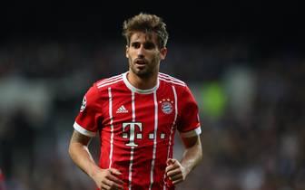 Javi Martinez spielt seit 2012 beim FC Bayern