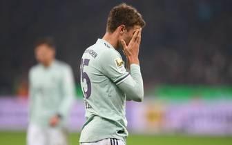 Thomas Müller muss gegen Liverpool zuschauen