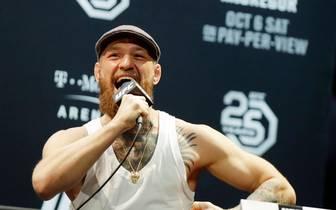 Conor McGregor beleidigt seinen Gegner Khabib Nurmagomedov