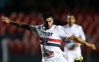 Sao Paulo v Internacional- Brasileirao Series A 2018