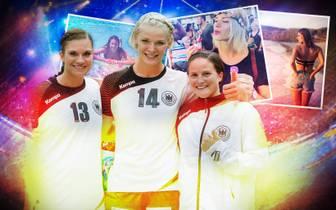 Handball Kader Frauen WM DHB Biegler Ladies