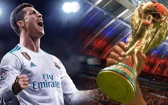 Am 29. Mai veröffentlicht Electronic kostenlos das WM-Update zur FIFA Fußballweltmeisterschaft 2018 in Russland. Schon jetzt gibt es erste Eindrücke aus dem fertigen Spiel zu sehen