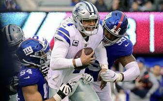 NFL-Playoffs 2018: Power Ranking im Kampf um Super Bowl DALLAS COWBOYS
