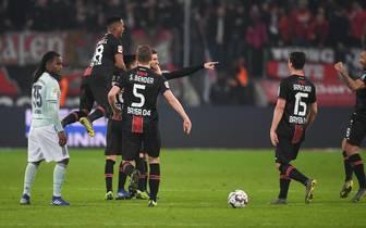 Bayer 04 Leverkusen - FC Bayern