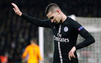 Julian Draxler verletzte sich im Achtelfinal-Rückspiel der Champions League gegen Manchester United