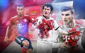 FC Bayern 2019: So könnte der Kader der Zukunft aussehen