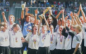 DFB-Frauen der Hall of Fame
