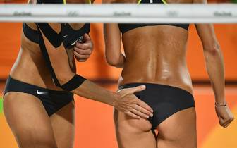BEACH VOLLEYBALL-OLY-2016-RIO-GER-CAN