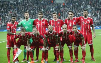 Besiktas v Bayern Muenchen - UEFA Champions League Round of 16: Second Leg