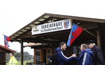 Der SV Drochtersen/Assel empfängt den FC Bayern in der ersten Pokalrunde