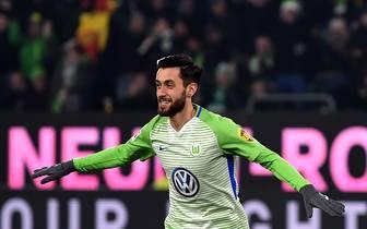 Yunus Malli vom VfL Wolfsburg glänzte gegen Borussia Mönchengladbach mit einer außergewöhnlichen Vorlage