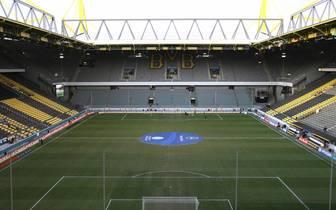 Westfalenstadion feiert 45. Geburtstag