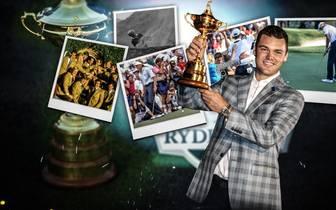 Martin Kaymer sorgte für einen der zehn größten Momente des Ryder Cups