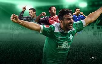 Die Karriere von Claudio Pizarro