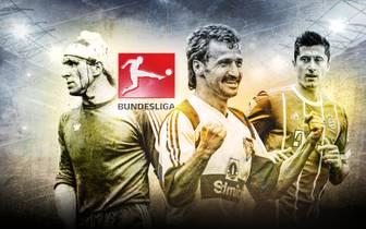 Die 25 erfolgreichsten Torjäger der Bundesliga-Geschichte
