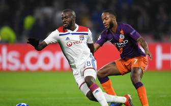 Olympique Lyonnais v Manchester City - UEFA Champions League Group F